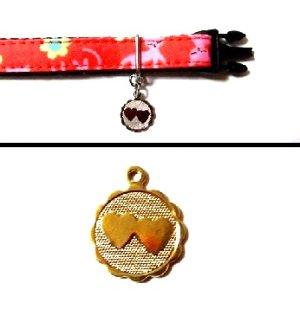 画像1: プチハートメダル(飾り)