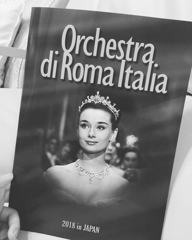画像: Orchestra di Roma🎵